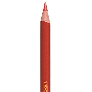 Bic Evolution 9213691 Kopya Kalemi Kırmızı 12'li Paket buyuk 3