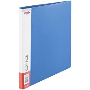 Noki F105 A4 Sıkıştırmalı Dosya Mavi buyuk 1
