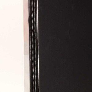 Önder 2021 A3 4 Halkalı 3 cm Tanıtım Klasörü Yatay Siyah