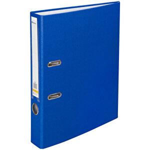 Avansas Eco Plastik Klasör Dar A4 Mavi buyuk 1