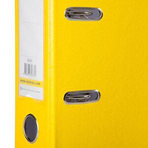 Avansas Extra Plastik Klasör Geniş A4 Sarı buyuk 4