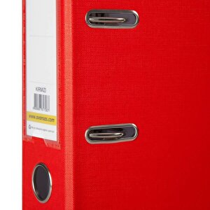 Avansas Eco Plastik Klasör Geniş A4 Kırmızı buyuk 4