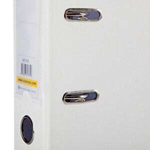 Avansas Extra Plastik Klasör Geniş A4 Beyaz buyuk 4