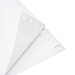 Avansas 11 inç x 24 cm Sürekli Form Kağıdı 2 Nüsha 5.5 Perfore 1000'li buyuk 2