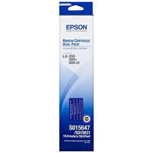 Epson (S015647) LX-350/300+II İkili Şerit