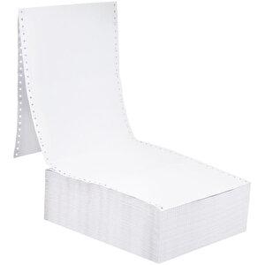 Avansas 11 inç x 24 cm Sürekli Form Kağıdı 3 Nüsha 5.5 Perfore 500'lü buyuk 1