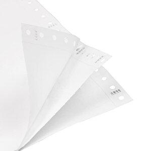 Avansas 11 inç x 24 cm Sürekli Form Kağıdı 3 Nüsha 5.5 Perfore 500'lü buyuk 2