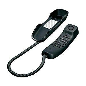 Gigaset DA210 Kablolu Telefon Siyah