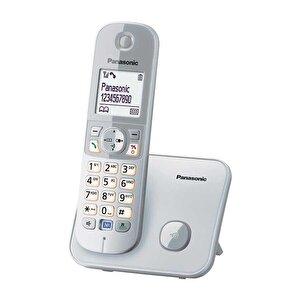 Panasonic KX-TG 6811 Telsiz (Dect) Telefon Gümüş