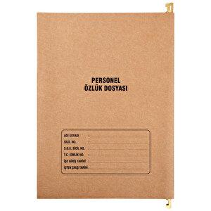 Avansas Askılı Personel Özlük Dosyası 8 Yaprak