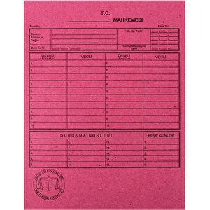 Alemdar Dava (Mahkeme) Dosyası 50'li Paket
