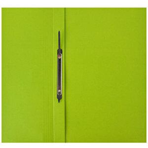 Avansas Büro Dosyası Yarım Kapak Yeşil 25'li Paket buyuk 2