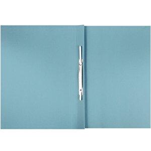 Avansas Büro Dosyası Tam Kapak Mavi 25'li Paket buyuk 2
