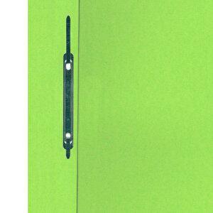Avansas Büro Dosyası Tam Kapak Yeşil 25'li Paket