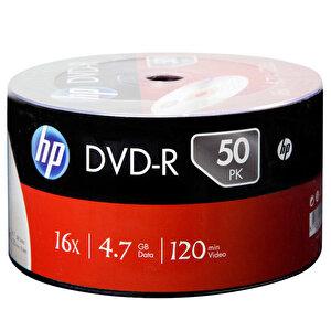 HP DVD-R DME00070-3 16X 4.7 GB 50'li Paket
