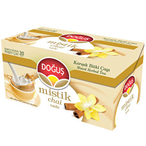 Doğuş Bitki Çayı Mistik Chai 20'li Paket