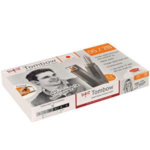Tombow 0.5 mm 2B Kalem Ucu 12'li Paket buyuk 3