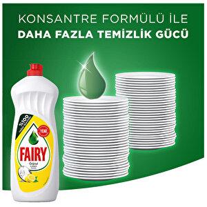 Fairy Elde Yıkama Bulaşık Deterjanı Limon 1350 ml