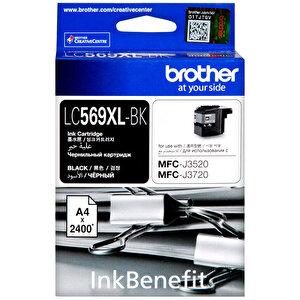 Brother LC569XLBK Siyah (Black) Kartuş