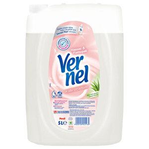 Vernel Hassas & Yumuşak Çamaşır Yumuşatıcısı 5 L buyuk 1