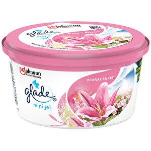 Glade Mini Jel Floral Buket 70 gr buyuk 1