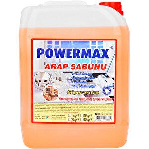 Powermax Sıvı Arap Sabunu 5 kg buyuk 1