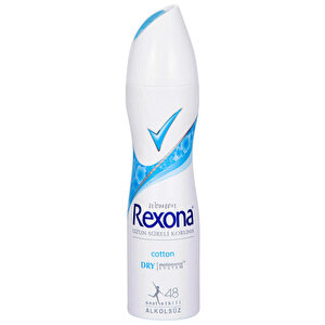 Rexona Women Deo Sprey Cotton 150 ml buyuk 1