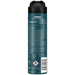 Rexona Men Black & White Sprey Deodorant 150 ml buyuk 2