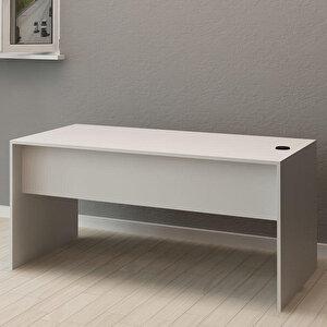 Avansas Comfort Çalışma Masası 160 cm Beyaz buyuk 3