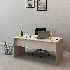 Avansas Comfort Çalışma Masası 160 cm Akçaağaç buyuk 3