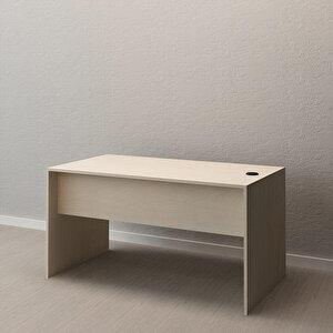 Avansas Comfort Çalışma Masası 140 cm Akçaağaç buyuk 3