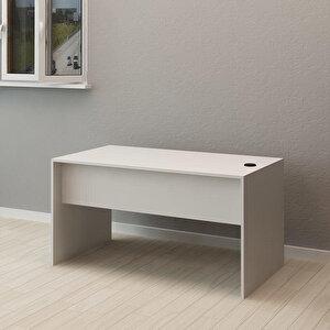 Avansas Comfort Çalışma Masası 140 cm Beyaz buyuk 3