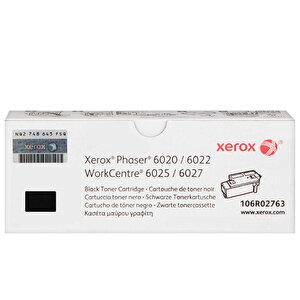 Xerox 106R02763 Siyah Toner 2000 Sayfa