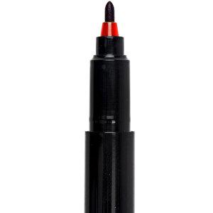 Avansas Multipen M Asetat Kalemi 1 mm Uçlu Kırmızı buyuk 2