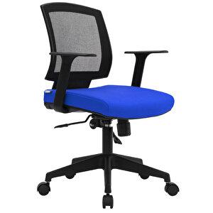 Avansas Comfort Reks Çalışma Koltuğu Mavi buyuk 1