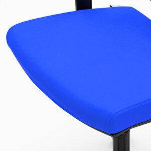 Avansas Comfort Reks Çalışma Koltuğu Mavi buyuk 9