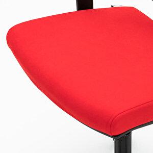 Avansas Comfort Reks Çalışma Koltuğu Kırmızı