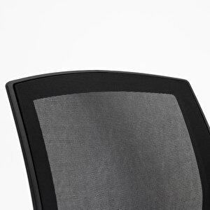 Avansas Comfort Reks Çalışma Koltuğu Siyah buyuk 14