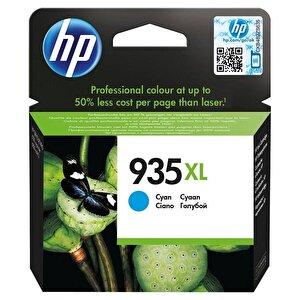 HP 935XL  Mavi (Cyan) Kartuş C2P24AE buyuk 1