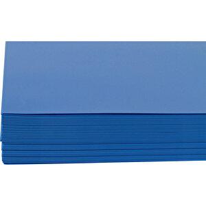 Sarff Cilt Kapağı Pvc 160 Mikron Mavi A4 100'lü Paket buyuk 3
