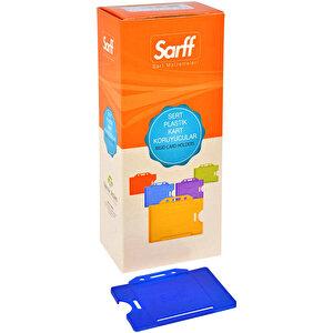 Sarff Kart Muhafaza Kabı Lacivert 50'li Paket buyuk 1