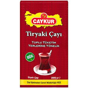 Çaykur EDT Tiryaki Çayı 2000 gr