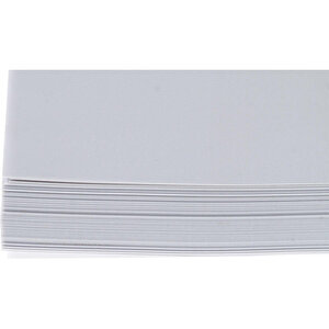 Sarff Cilt Kapağı Pvc 160 Mikron Beyaz A4 100'lü Paket buyuk 3