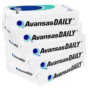 Avansas Daily A4 Fotokopi Kağıdı 80 gr 1 Koli (5 Paket) buyuk 4