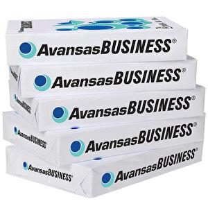 Avansas Business A4 Fotokopi Kağıdı 80 gr 1 Koli (5 Paket) buyuk 4