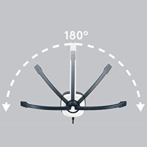 Logitech H150 Coconut Stereo Mikrofonlu Kulaklık Beyaz buyuk 2