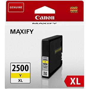 Canon 9267B001 PGI-2500XL Y Sarı (Yellow) Kartuş buyuk 1