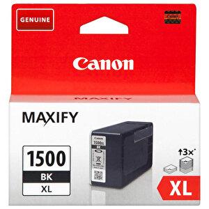 Canon PGI -1500XL BK Siyah (Black) Kartuş buyuk 1