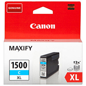 Canon 9193B001 PGI-1500XL C Mavi (Cyan)  Kartuş