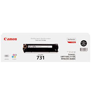 Canon CRG-731BK Siyah Lazer Toner buyuk 1